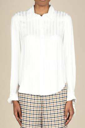 Current Air Button front blouse