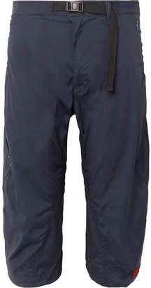 Neighborhood Slim-Fit Cotton-Blend Shorts