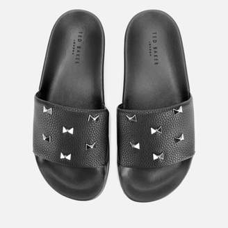 91f950836 Ted Baker Women s Sydeni Slide Sandals - Black