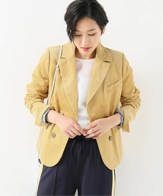 Journal Standard (ジャーナル スタンダード) - JOURNAL STANDARD L'ESSAGE 【BAUM UND PFERDGARTEN】4009 COLORED JACKET:ジャケット