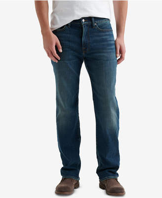 Lucky Brand Men 363 Straight-Fit Jeans