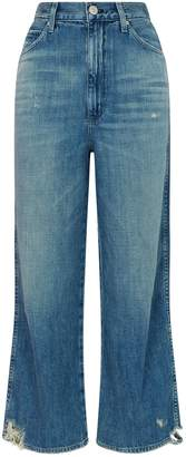 Amo Denim Wide Leg Jeans