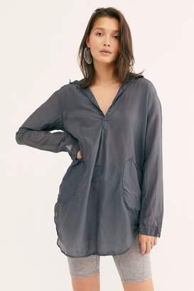 Cp Shades Bailey Silk Cotton Tunic