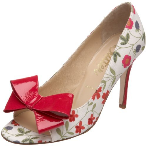 Butter Women's Cass 90 Peep-Toe Pump