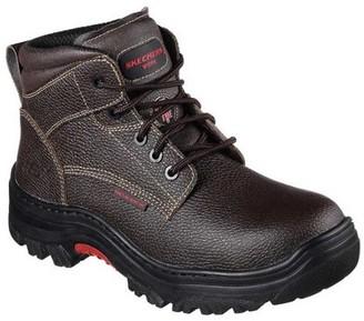 Skechers Men's Burgin Tarlac Steel Toe Boots