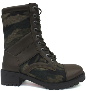 Olive Guard Boot $52 thestylecure.com