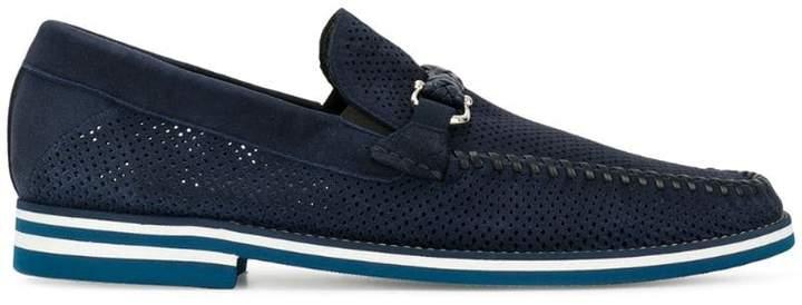 Baldinini classic slip-on loafers