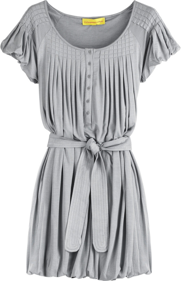 Catherine Malandrino Jersey bubble dress