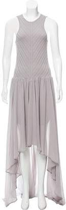 Torn By Ronny Kobo High-Low Maxi Dress w/ Tags