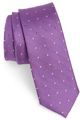 1901 Mirage Dot Silk Tie