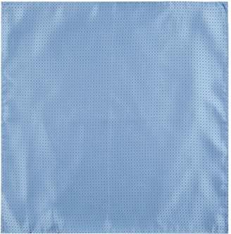Emporio Armani Mini Tonal Dots Pocket Square