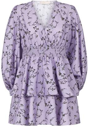 Keepsake The Label Secure Floral Dress