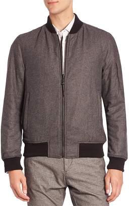 Strellson Men's Textured Ribbed Jacket