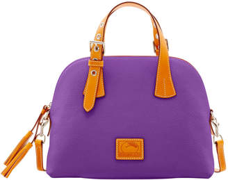 Dooney & Bourke Patterson Leather Small Audrey