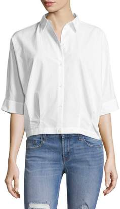J Brand Women's Avery Boxy Shirt