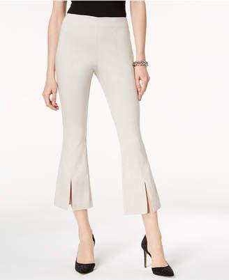 INC International Concepts I.n.c. Cropped Split-Hem Pants