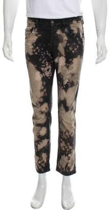Gucci Bleached Skinny jeans