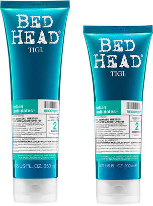Tigi Bed Head Urban Antidotes Recovery Shampoo, 8.45-oz. & Conditioner, 6.76-oz. (Two Items), from Purebeauty Salon & Spa