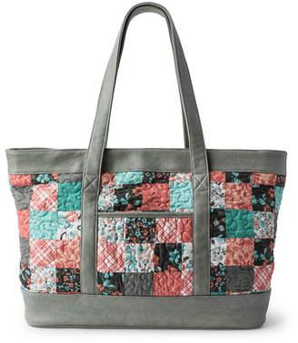 American Heritage Textiles Melon Mint Megan Bag