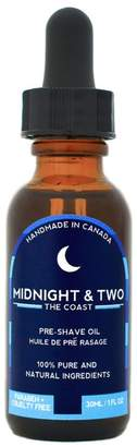 Midnight And Two Pre-Shave Oil - The Coast
