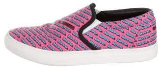 Marc Jacobs Love Slip-On Sneakers