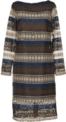 Trussardi JEANS Knee-length dresses - Item 34862885QC