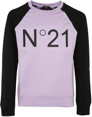 N°21 N.21 Sweatshirt With Logo