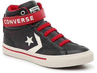 932bbb30e6ae Converse Pro Blaze Strap Hi Toddler   Youth High-Top Sneaker - Boy s