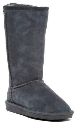 BearPaw Emma Tall Genuine Sheepskin Lined Boot