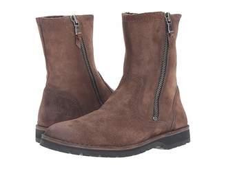 John Varvatos Hipster Slouch Boot Men's Zip Boots