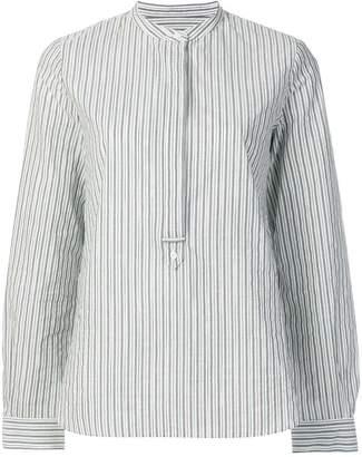 Vanessa Bruno round neck striped shirt