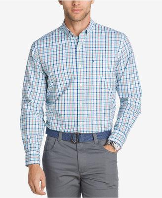 IZOD Men's Saltwater Breeze Plaid Shirt $60 thestylecure.com