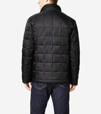 Cole Haan Box Quilted Coat