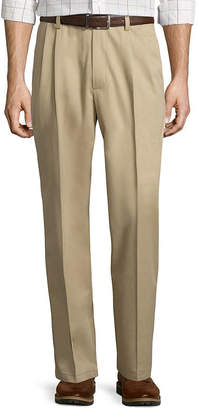 ST. JOHN'S BAY Easy-Care Pleat-Front Pants
