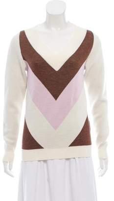 Emilia Wickstead Colorblock Sweater