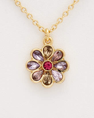 Carolee Spring Bouquet Necklace