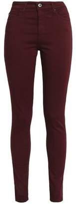 AG Jeans The Farrah Skinny High-Rise Skinny Jeans