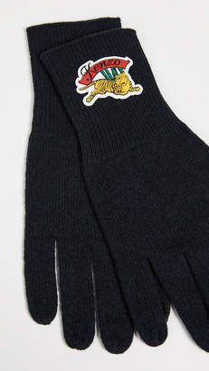 Kenzo Jumping Tiger Women Gloves