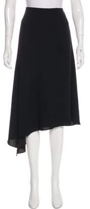 Nicholas Asymmetrical Midi Skirt w/ Tags