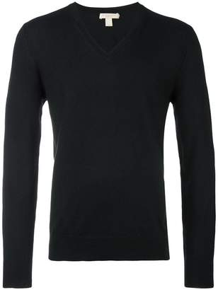 Burberry elbow pad detail jumper