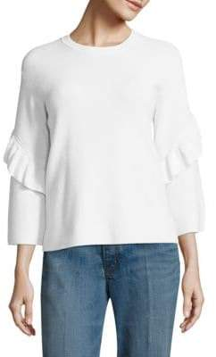 Tory Burch Ashley Merino Wool Sweater