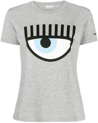Chiara Ferragni Eye logo T-shirt