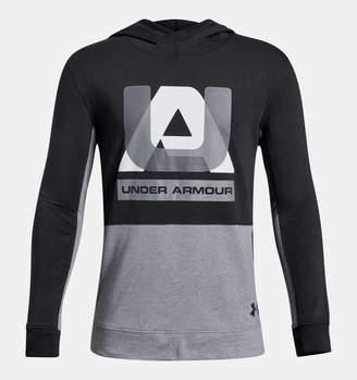 Under Armour Boys' UA Sportstyle Hoodie