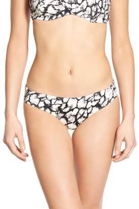 RVCA Shapeshifter Print Bikini Bottoms