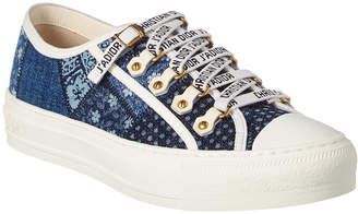 Christian Dior Walk'n'dior Denim Sneaker