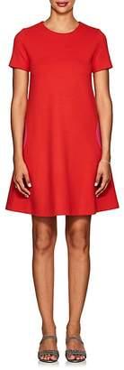 Lisa Perry Women's Core Wool A-Line Dress