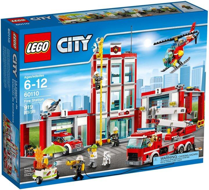 LEGO City Fire Fire Station - 60110