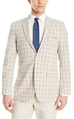 U.S. Polo Assn. Men's Seersucker Sportcoat