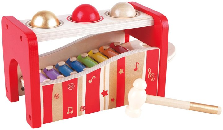 Hape Lb & Tap Bench - Special 30th Anniversary Edition Toy