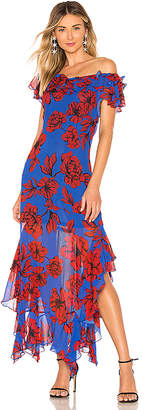 Marissa Webb Sofia Print Dress